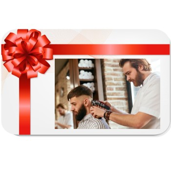 Gift Certificate for Barbershop Service