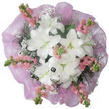 Innocence Defined Bouquet