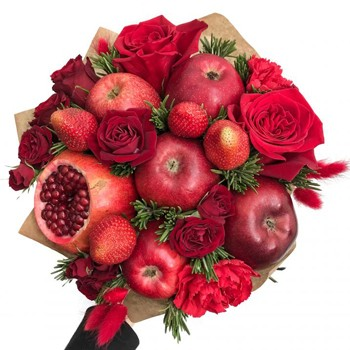 Flavor of Passion Edible Bouquet