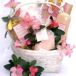 Spa Day! Gift Basket