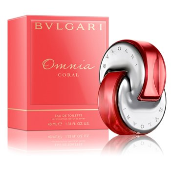 Bvlgari Omnia Coral - Perfumes-and-Spa on www.flowerstoukraine.com